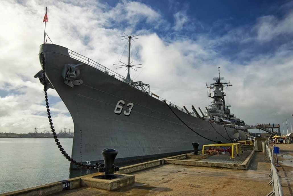 USS Missouri Battleship Museum