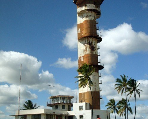 Ford Island Airport Tower