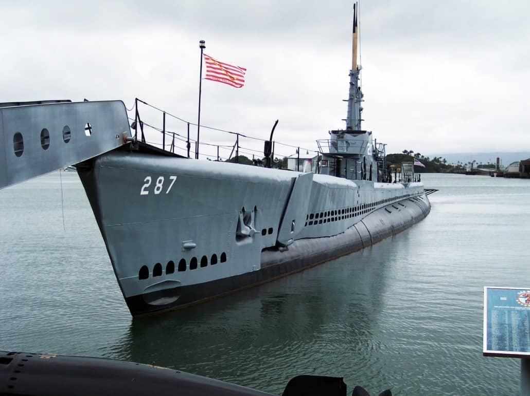 USS Bowfin At Pearl Harbor