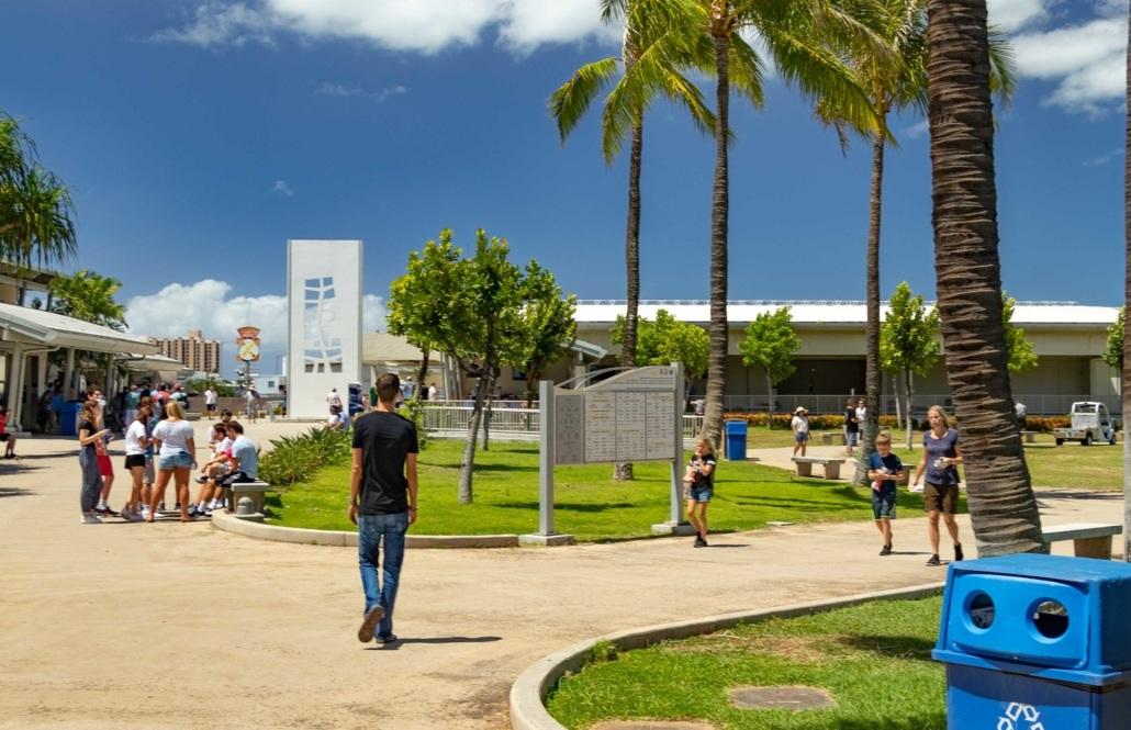 Pearl Harbor Visitor Center Oahu