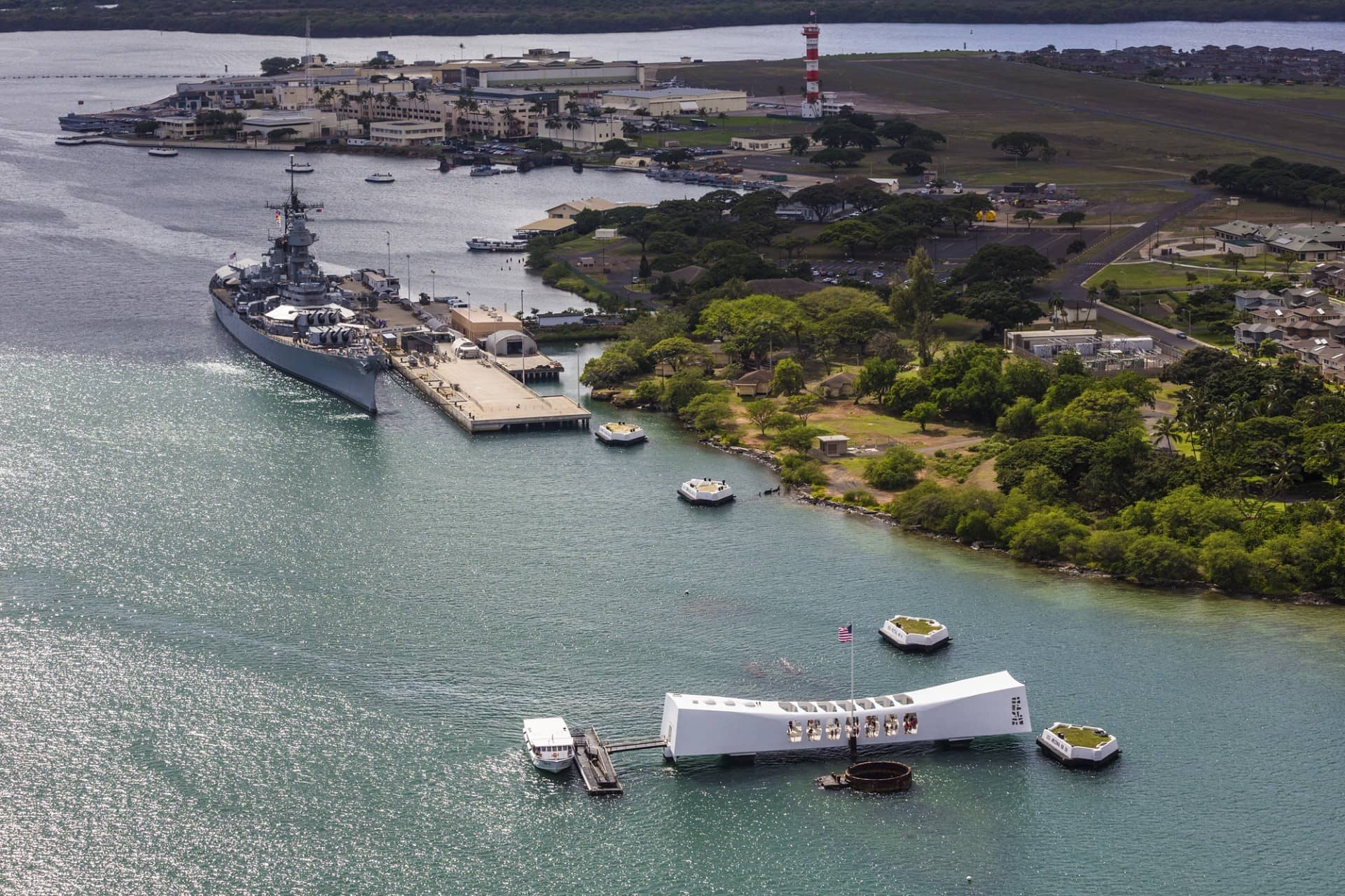 Uss Arizona Memorial Tour Missouri Battleship Museum At