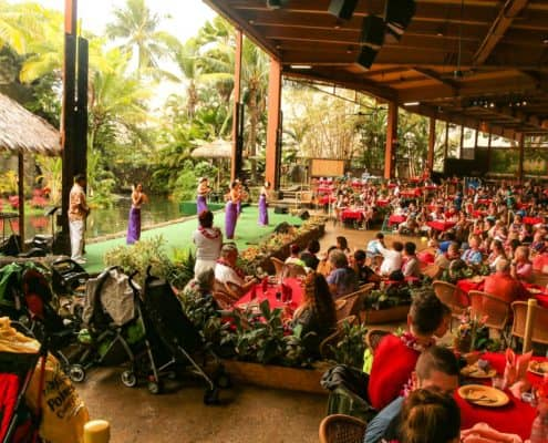 Alii Luau Dinner at Polynesian Cultural Center Oahu