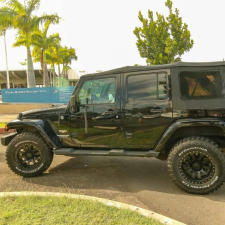 Private Jeep Tours of Oahu and Pearl Harbor