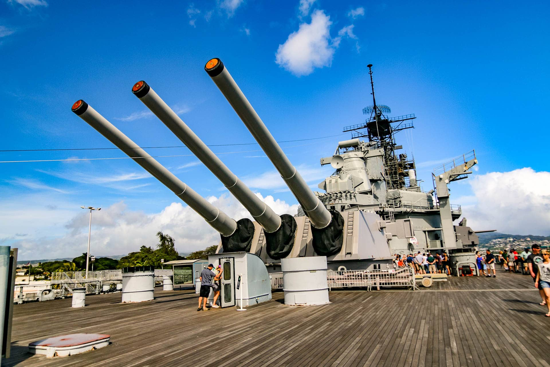 Pearl Harbor Tour From Maui & Outer Islands | See Arizona & Missouri