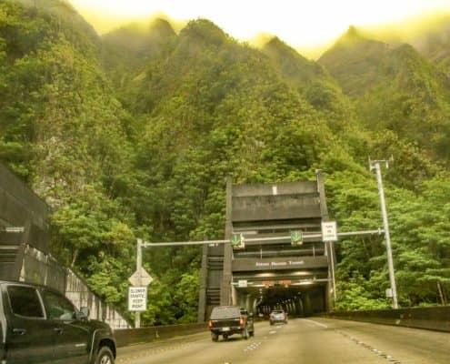 Tetsuo Harano Tunnel Entrance