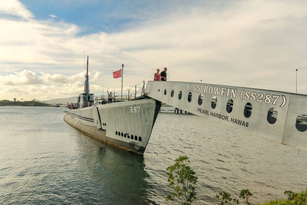 Bowfin Submarine Tour in Pearl Harbor