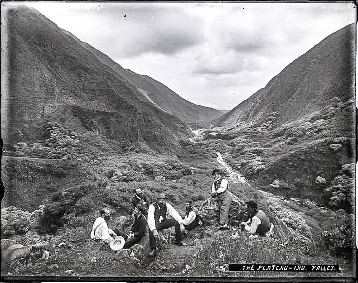 The Plateau, Iao Valley, (), photograph by Brother Bertramlate's