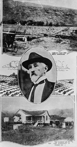 John Kidwell Hawaii mid 1880's