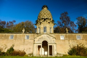 Lord Dunmore Gardenhouse Airth Scotland Built in 1761_