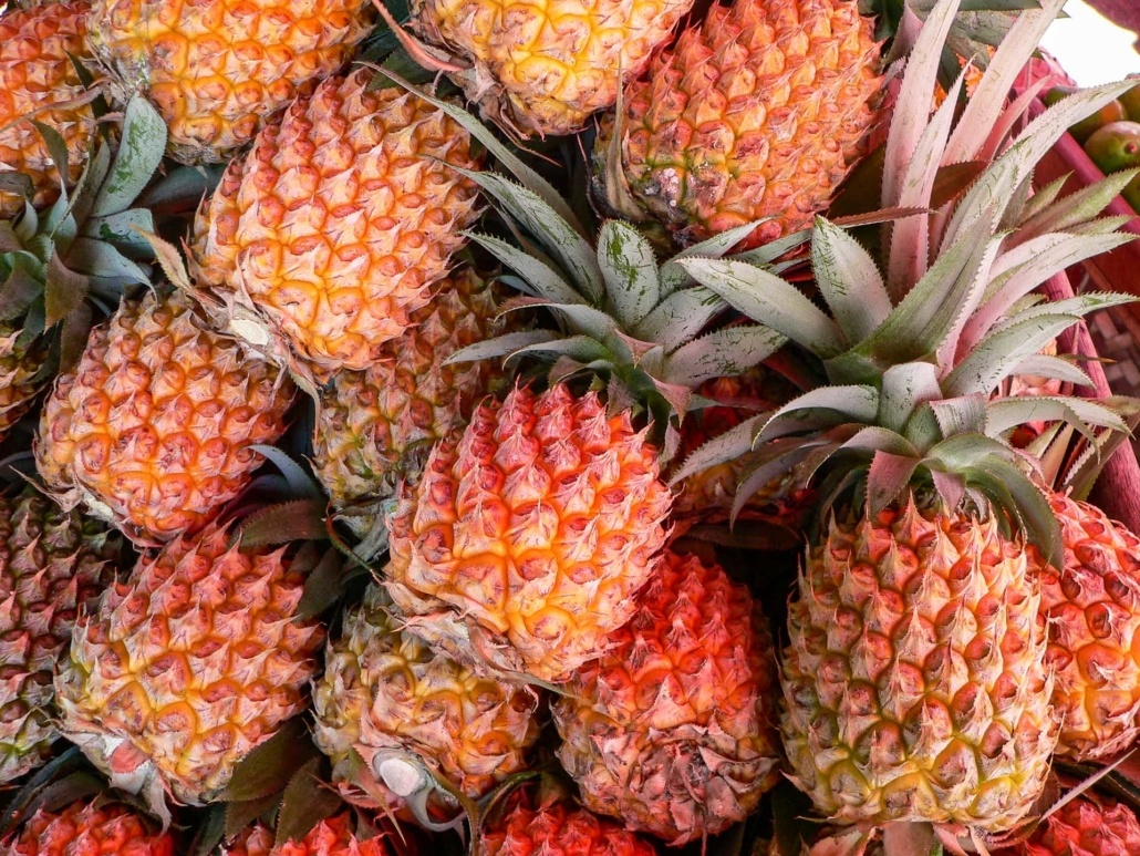 Red Victoria Pineapple