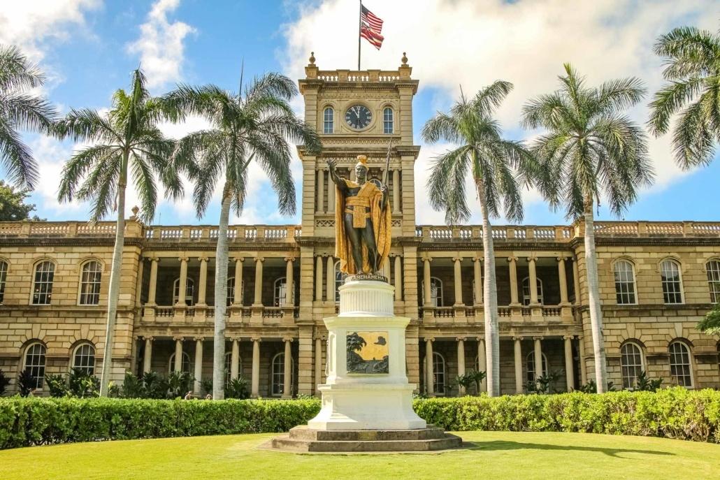 Hawaii Best Tour Historic Honolulu