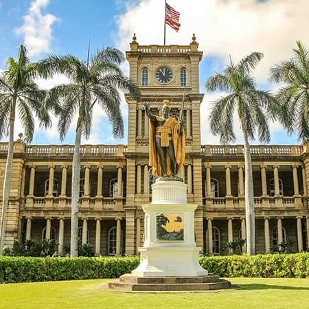 Hawaii Best Tour Historic Honolulu