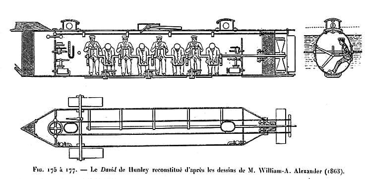 Submarine H
