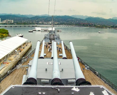 Best Oahu Hawaii Tour Battleship Missouri at Pearl Harbor
