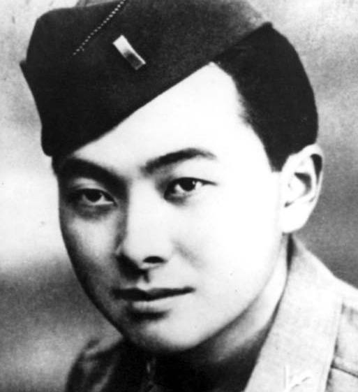 US Army First Lt Daniel Inouye of the nd Regiment