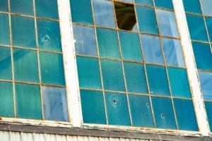 Pearl Harbor Aviation Museum Windows Bullet Holes