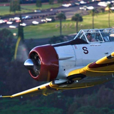 Pearl Harbor Vintage Warbird Flight