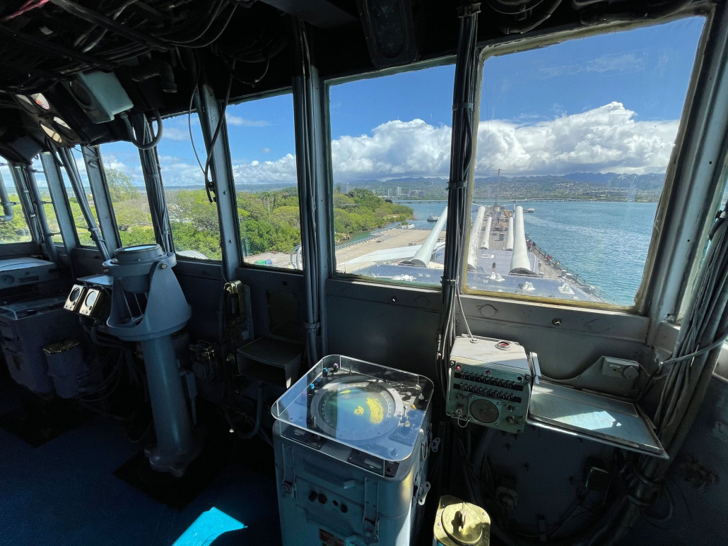 battleship-missouri-main-command-post