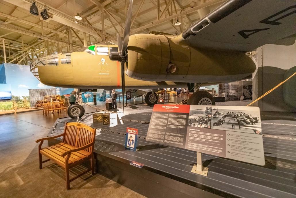 Pearl Harbor Aviation Museum B-24 Bomber Oahu